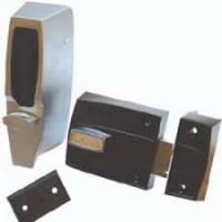 Kaba Simplex Unican 7106 (7006) Rim Digital Door Lock Satin Chrome