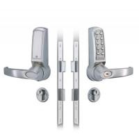 Codelock 4020 Anti-Panic Mortice Lock, Double Cylinder