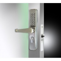 CL0470 Narrow Style Codelock Lever