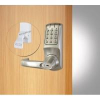 Codelock 5000 Panic Access Kit Brushed Steel