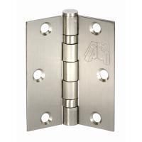 H301 Grade 13 BSEN1935 Fire Door Hinge Polished Stainless Steel 76mm x 50mm