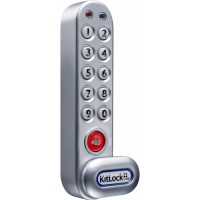 Kitlock KL1000 Digital Electronic Cabinet and Locker Lock
