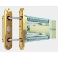 Powermatic R100  Plated Concealed Door Closer