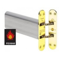 Perkomatic R85 Plated Concealed Door Closer