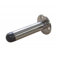 X2877 Wall Door Stop On Rose Polished Stainless Steel