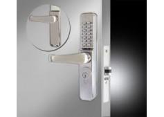 Aluminium Digital Door Locks