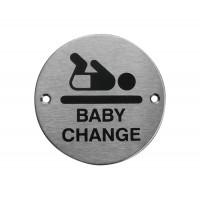 X2007 Baby Change Symbol SSS